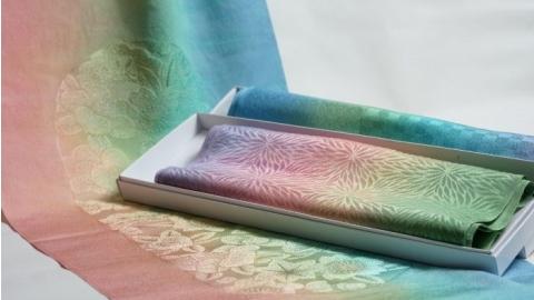 日本八幡平「地熱蒸氣染織」 獨特漸層色、收納山川景緻