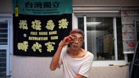 【銅鑼灣書店在台重啟】專訪林榮基──一位「賣書佬」的反抗