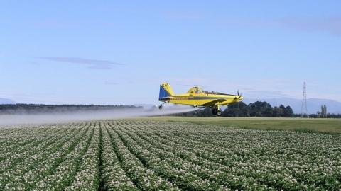 農藥越放越多?面對暖化 農友不必再當直升機父母