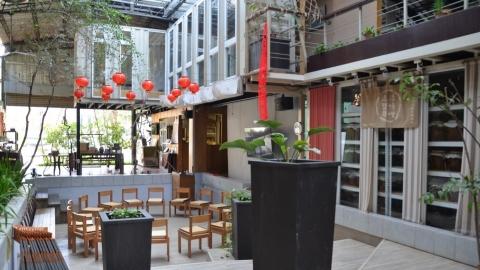 綠建築「樹池書坡」 從書店談友善環境