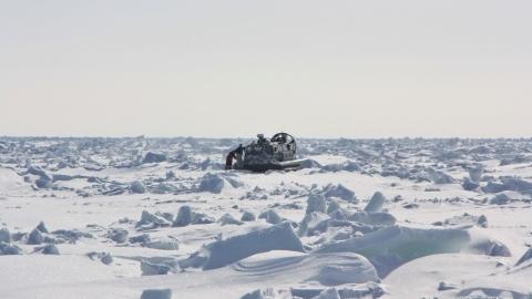 西伯利亞極圈熱浪 北極海冰創最晚結冰紀錄