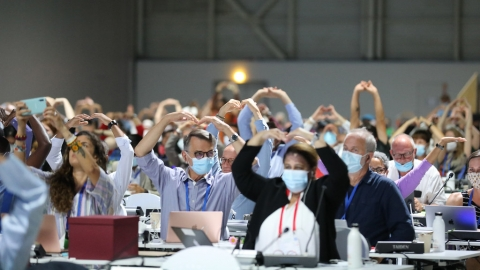 世界保育大會決議 30%地球表面、80%亞馬遜地區應受保護