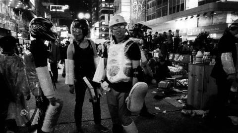林怡廷 帶讀者走進香港東南亞新聞現場